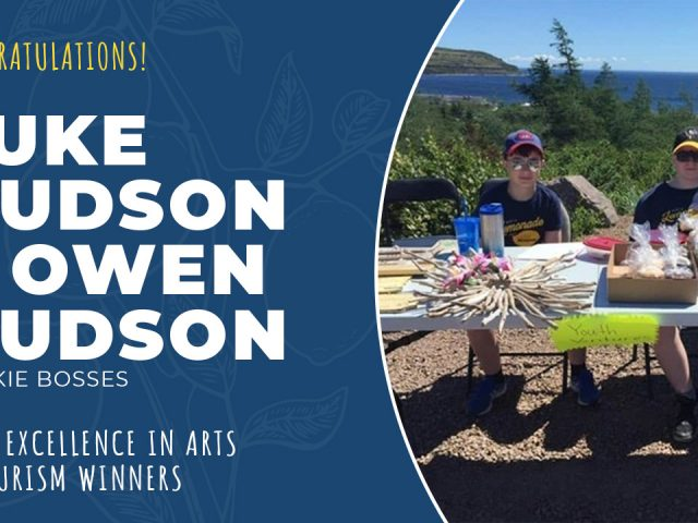 Youth Ventures Success Stories — Meet Luke Hudson & Owen Hudson