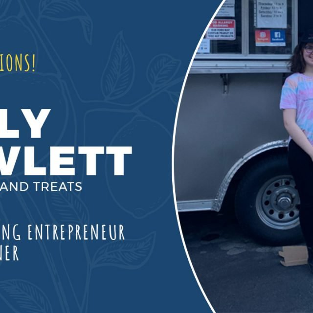 Youth Ventures Success Stories — Meet Emily Hewlett